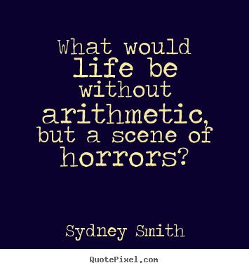 Sydney Smith's quote