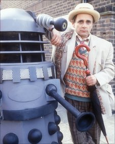 Sylvester McCoy's quote #2