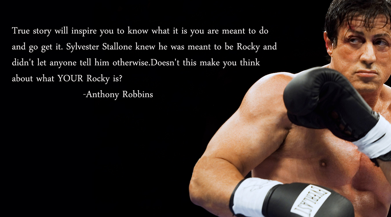 Sylvester Stallone's quote #2