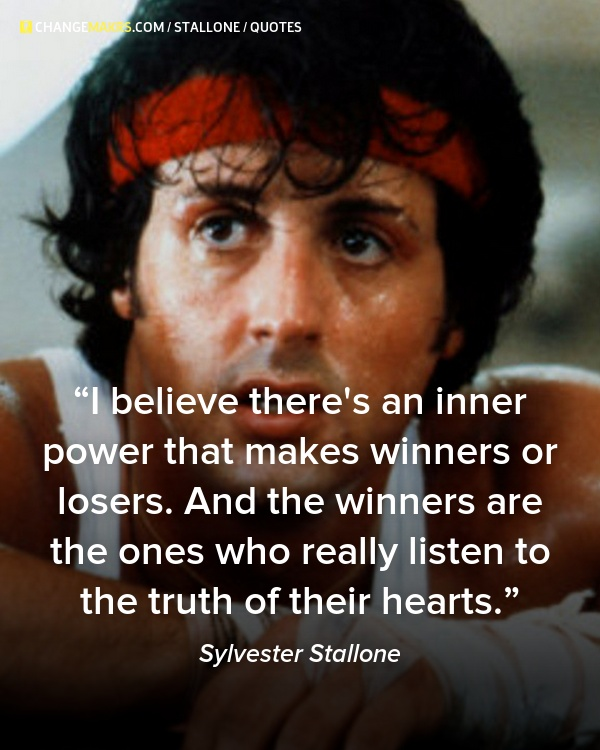 Sylvester Stallone's quote #3