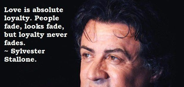 Sylvester Stallone's quote #4