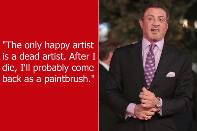 Sylvester Stallone's quote #5