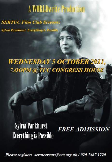 Sylvia Pankhurst's quote