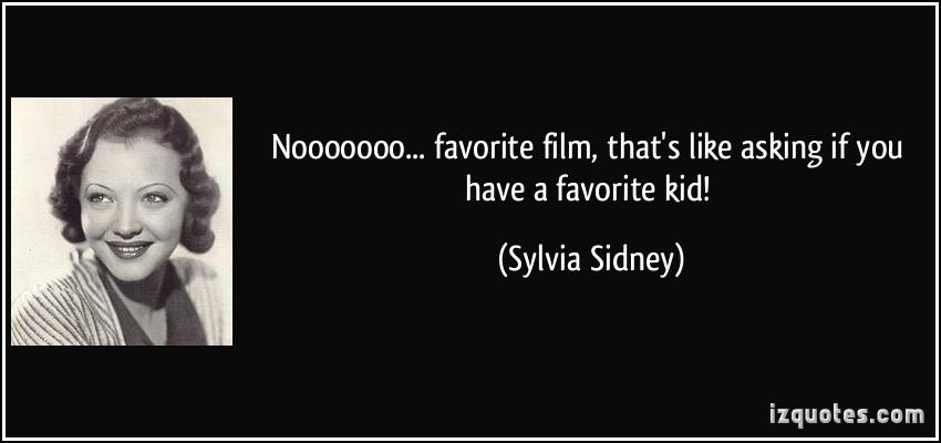 Sylvia Sidney's quote #2
