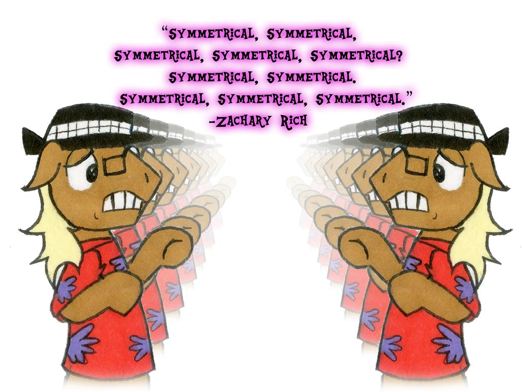 Symmetrical quote
