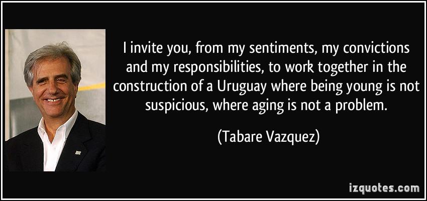 Tabare Vazquez's quote #8