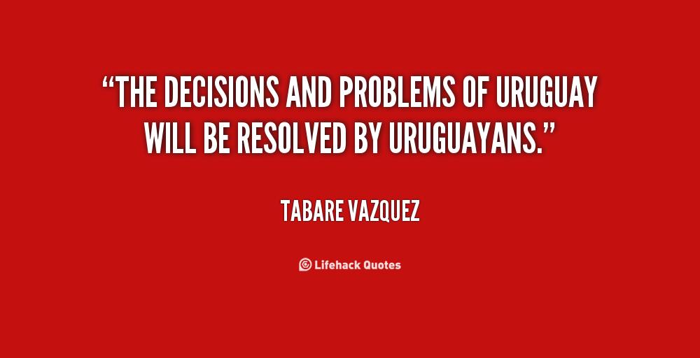 Tabare Vazquez's quote #3
