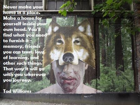 Tad Williams's quote #1