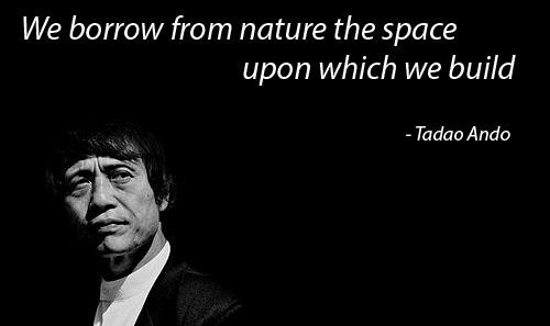Tadao Ando's quote #2