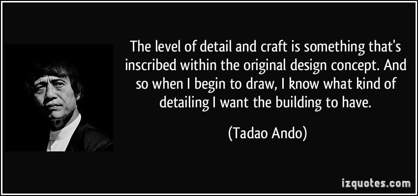 Tadao Ando's quote #4