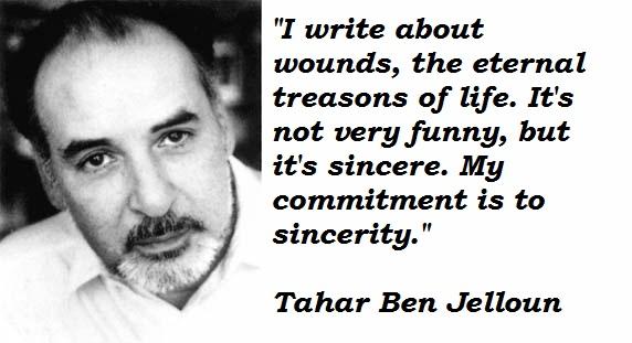 Tahar Ben Jelloun's quote #5