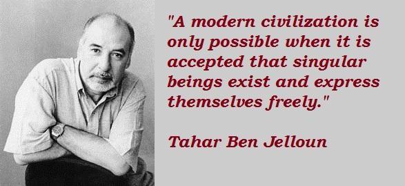 Tahar Ben Jelloun's quote #8