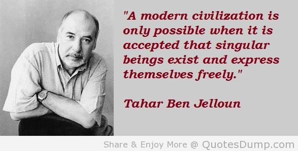Tahar Ben Jelloun's quote #6