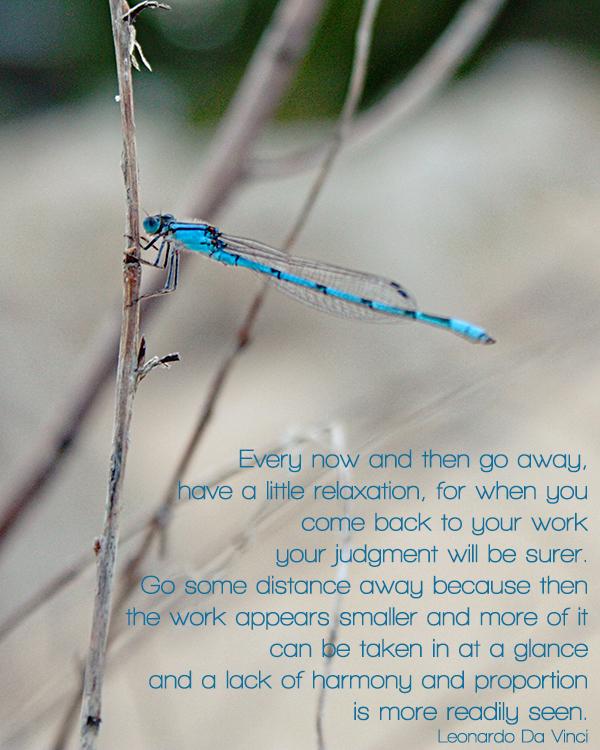 Taking A Break quote #2