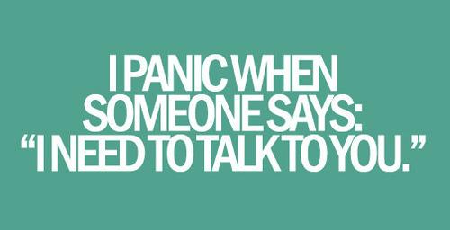 Talk quote #6