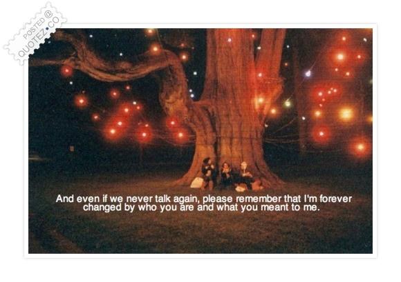 Talk quote #7