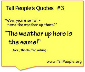 Tall quote #6