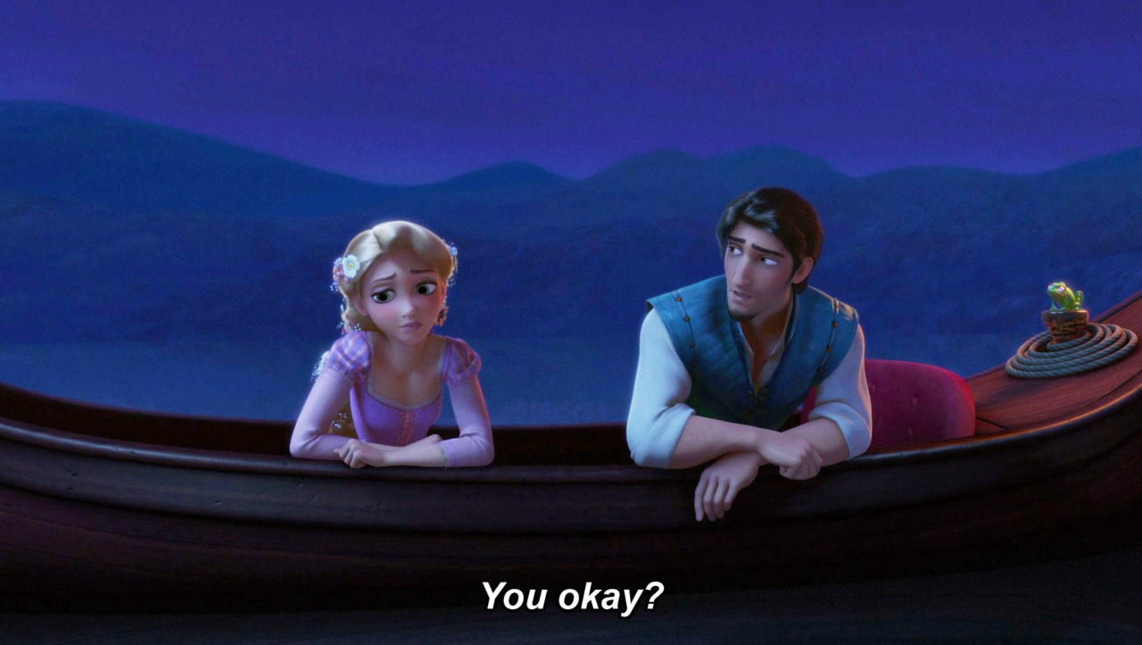 Tangled quote #1