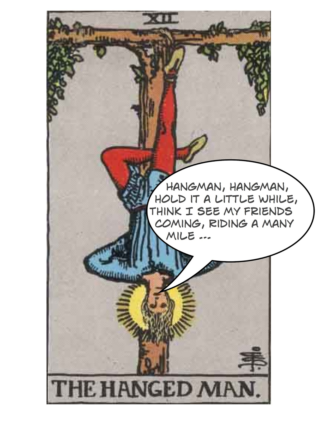 Tarot Cards quote #1