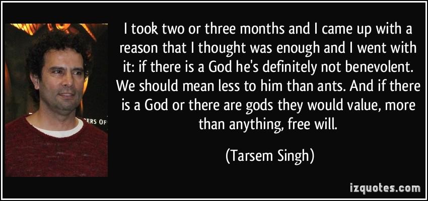 Tarsem Singh's quote #2