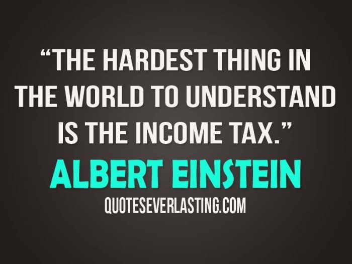 Taxes quote #2