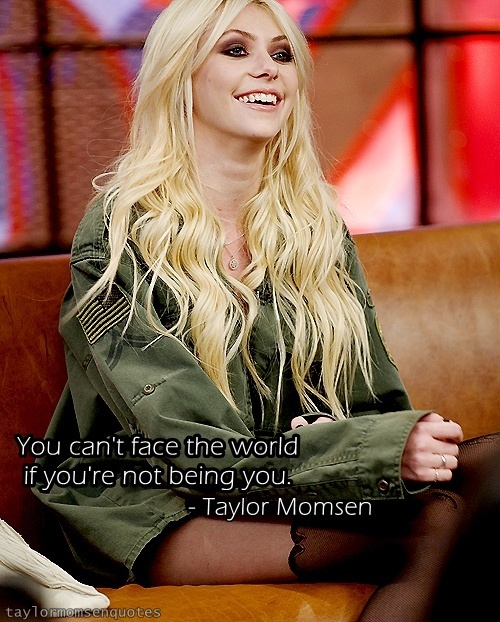 Taylor Momsen's quote #6