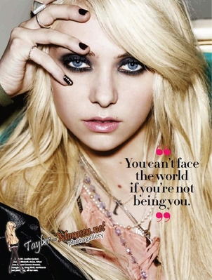 Taylor Momsen's quote #1