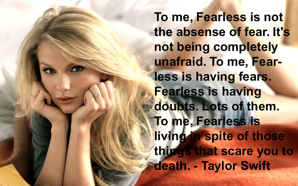 Taylor Swift's quote #5