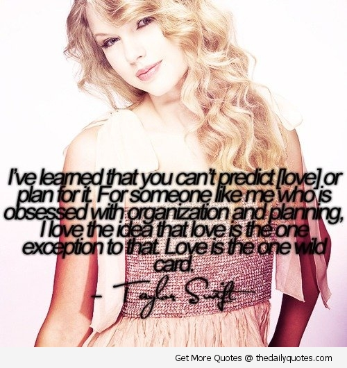 Taylor Swift's quote #8