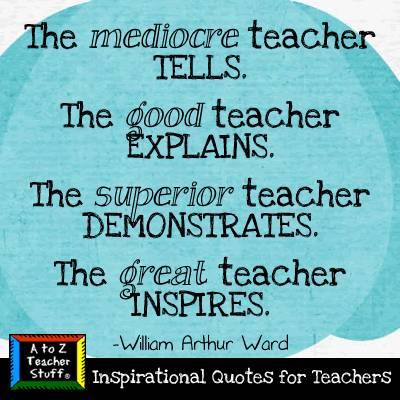 Teacher quote #7
