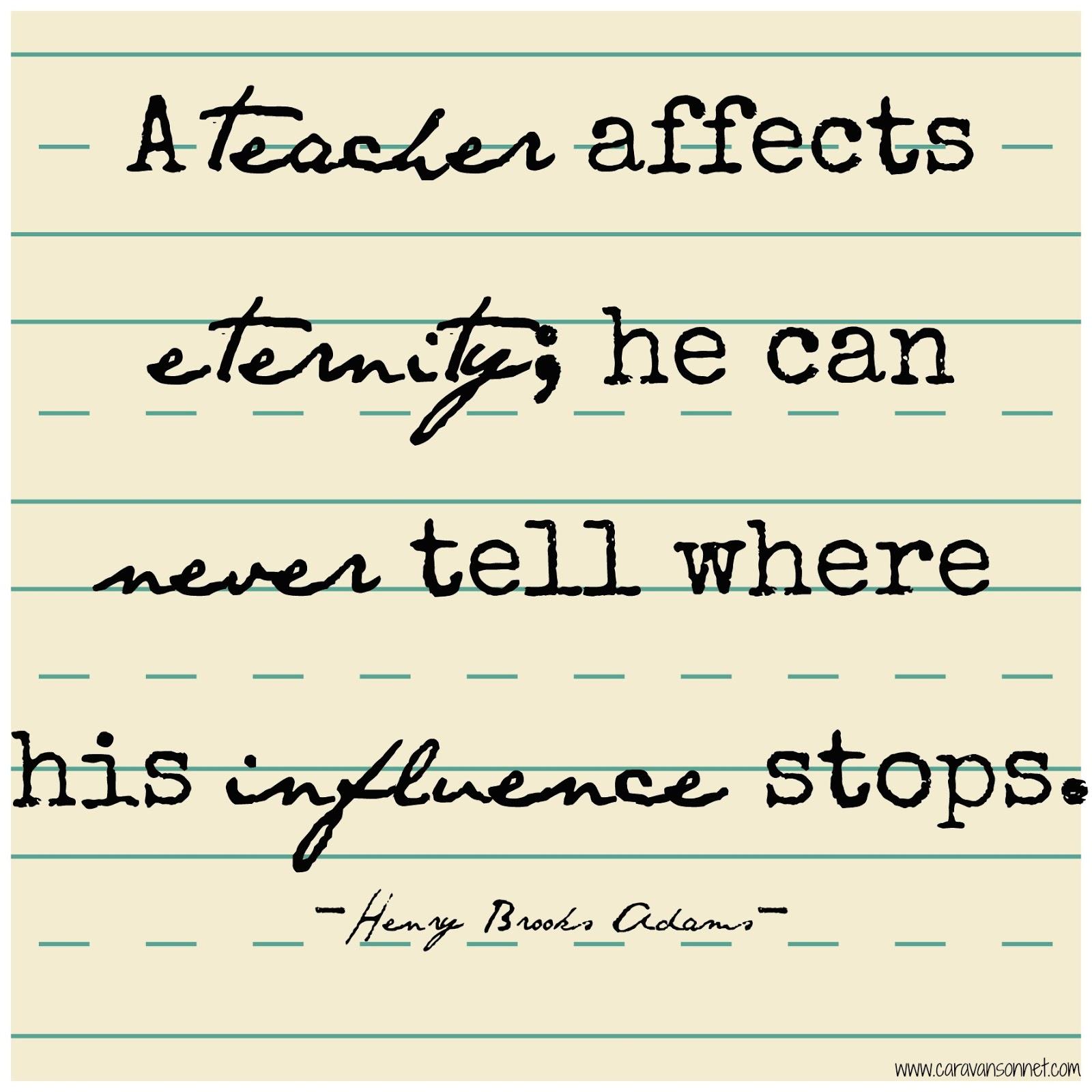 Teachers quote #2