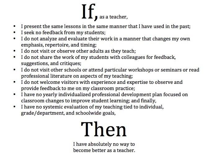Teaching quote #1