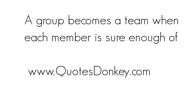 Team quote #1