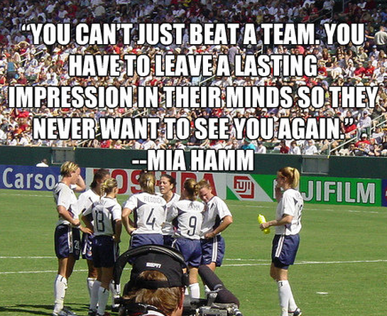 Team Sports quote #2