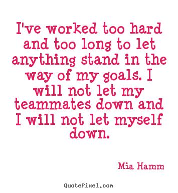 Teammates quote #6