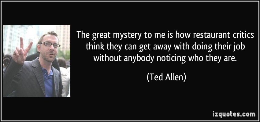 Ted Allen's quote #8