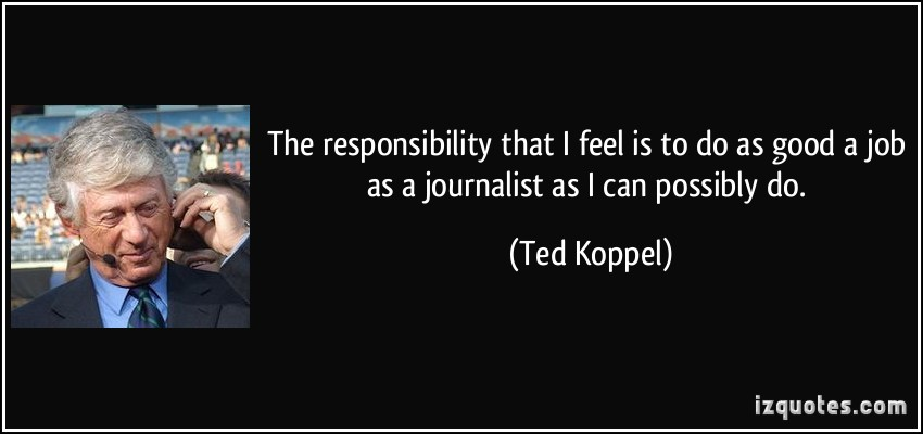 Ted Koppel's quote #2