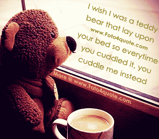 Teddy quote #1