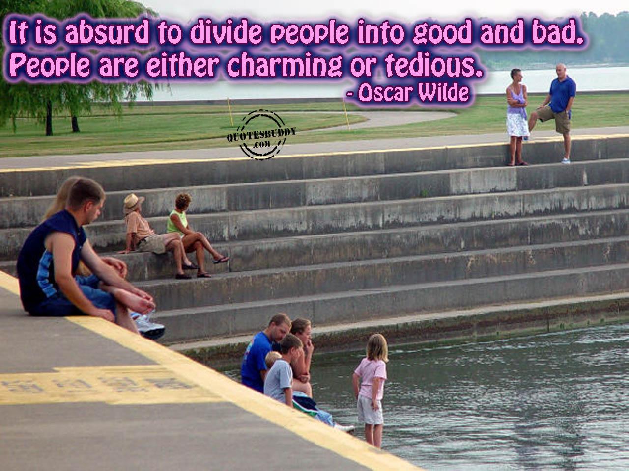 Tedious quote #3