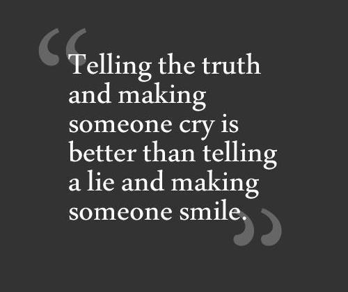 Telling quote #2