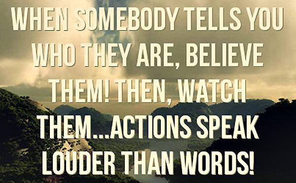 Tells quote #1