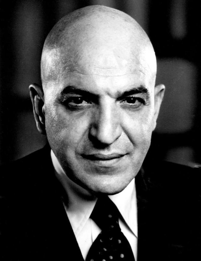 Telly Savalas's quote #1