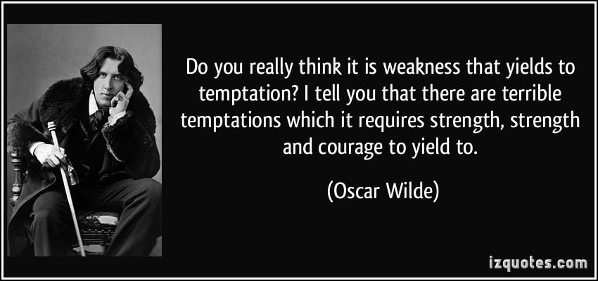 Temptations quote #1