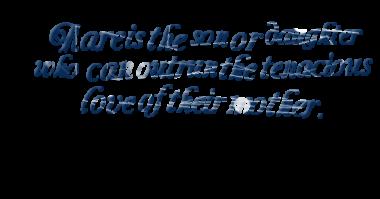 Tenacious quote #1