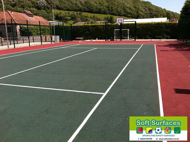 Tennis Court quote #1
