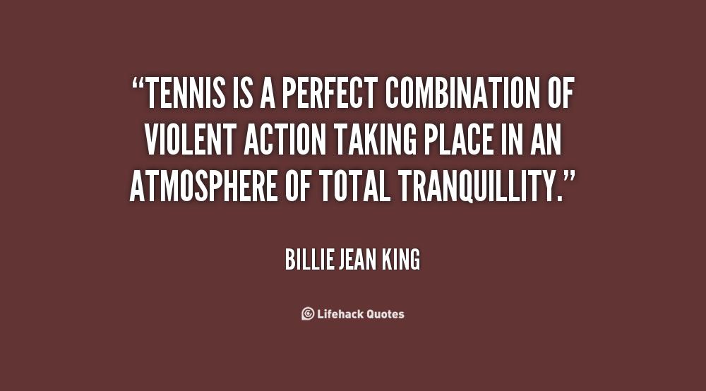 Tennis quote #3