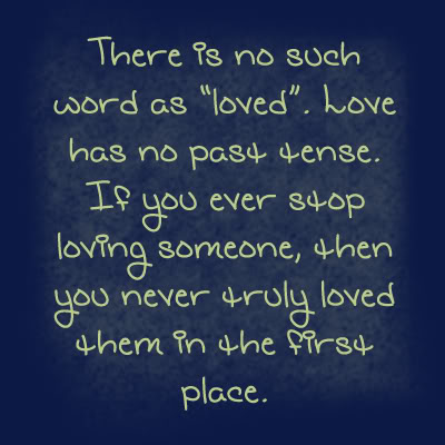 Tense quote #2