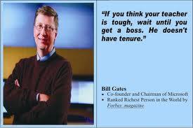 Tenure quote #1