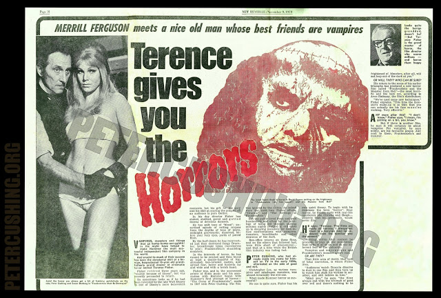 Terence Fisher's quote #3