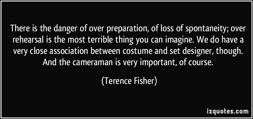 Terence Fisher's quote #1